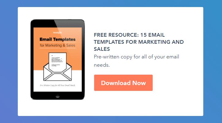 email marketing templates lead magnet