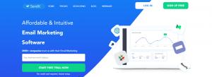 sendx home page