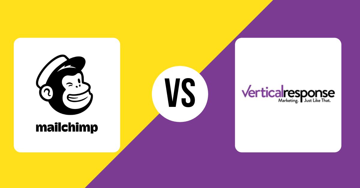 Mailchimp vs Vertical Response
