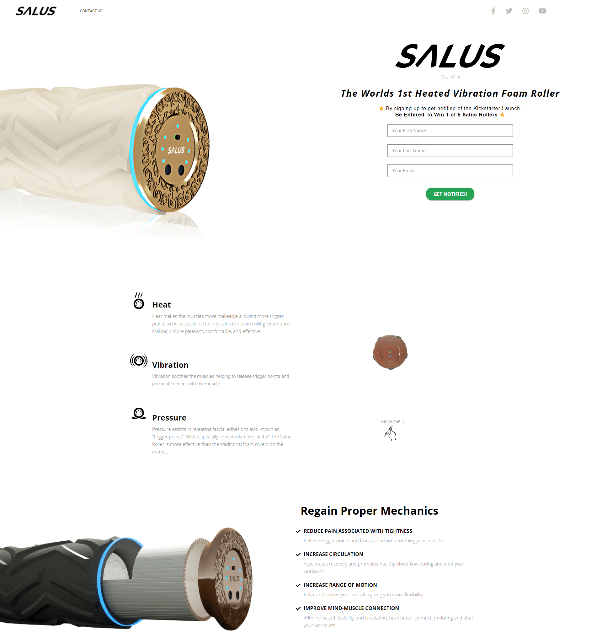 salus official landing page