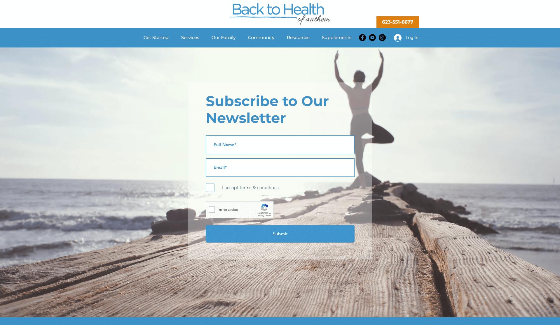my anthem health newsletter