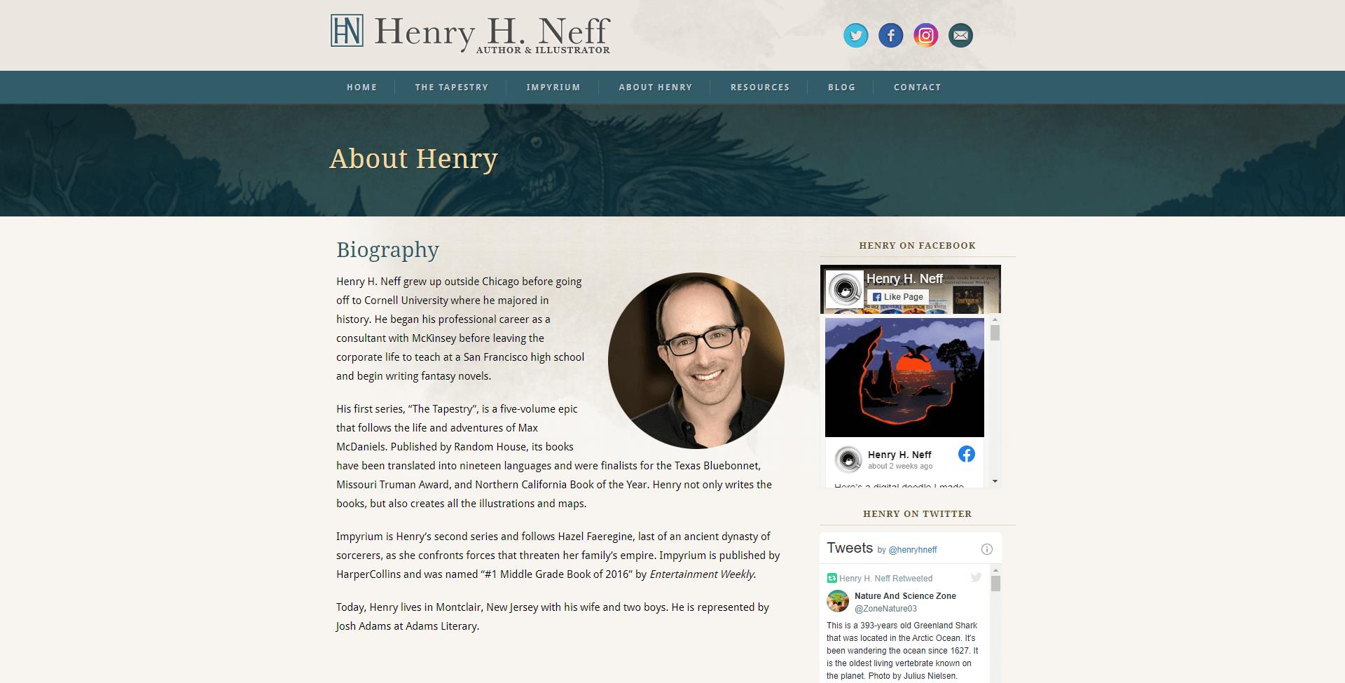 henry heff