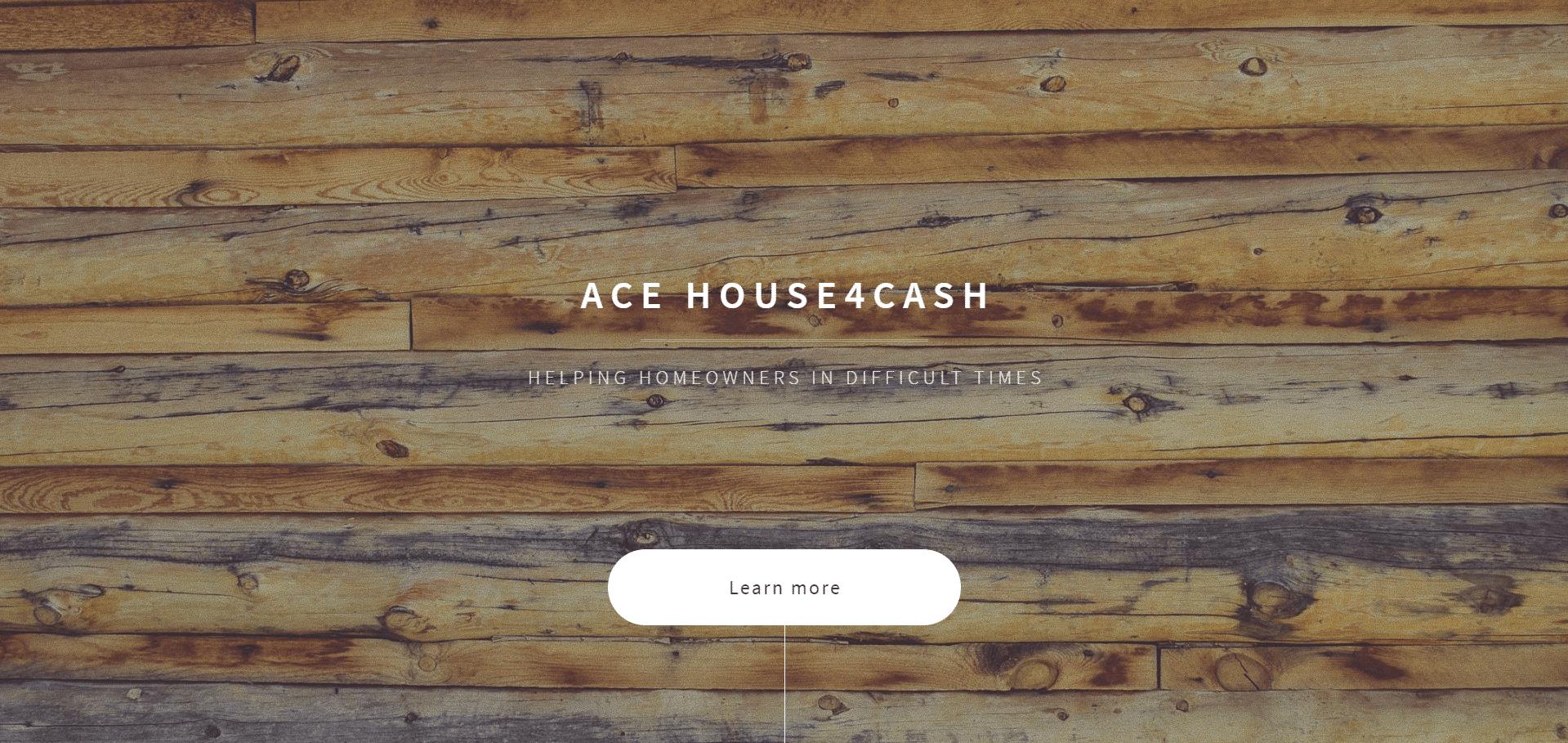 ACE house4cash