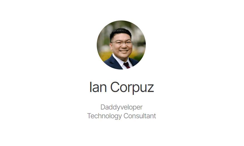 Ian Corpuz