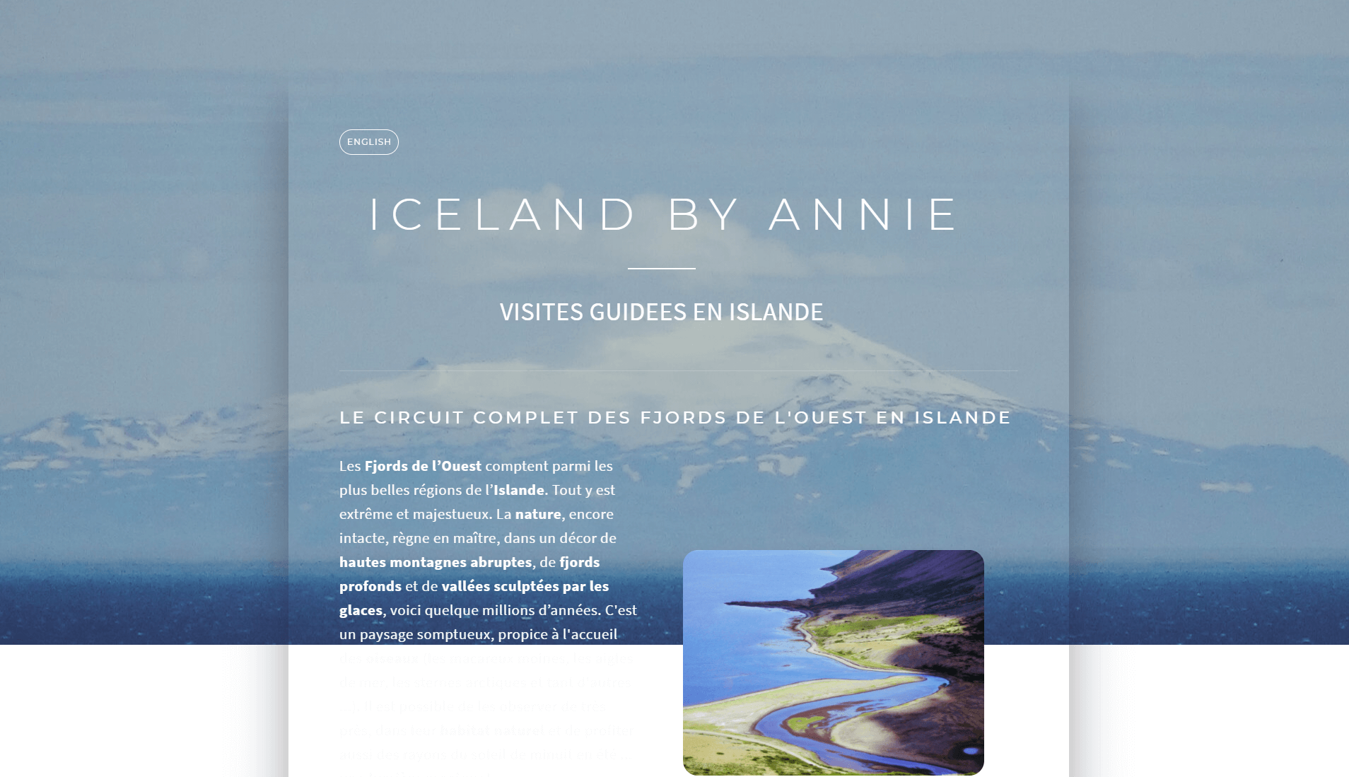 Iceland by Annie