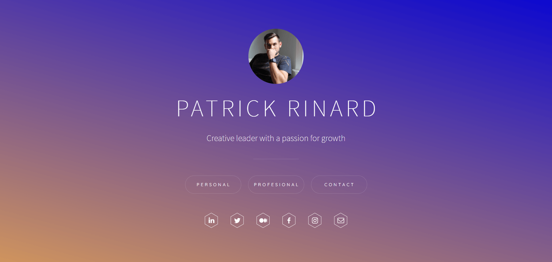 Patrick Rinard